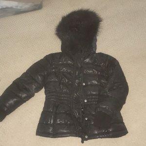 Girls Justice Winter Coat